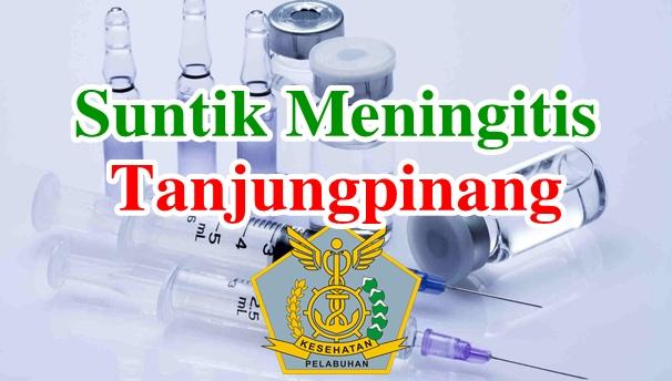Alamat Tempat Suntik Vaksin Meningitis di Tanjungpinang