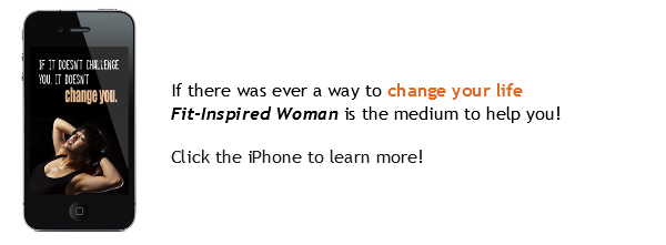 Just one screenshot from over 1700 pages in the Fit-Inspired Woman App!
