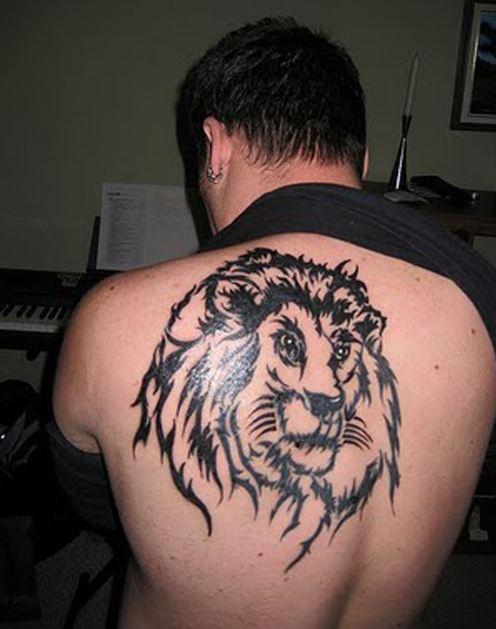 Lion Tattoos