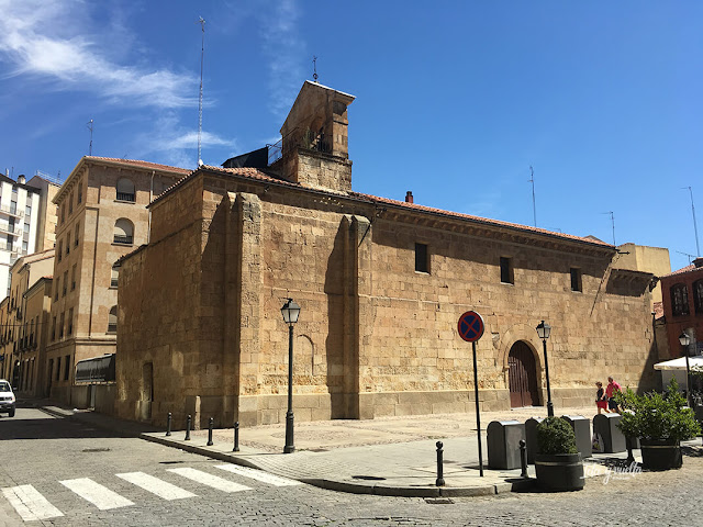 Exterior San Juan de Barbalos
