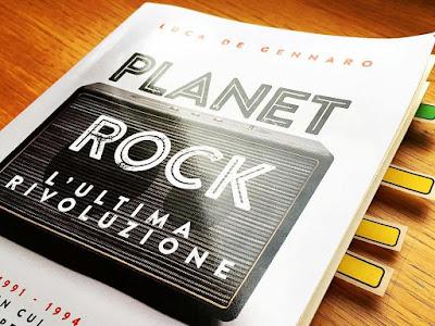 LUCA DE GENNARO: PLANET ROCK - L'ULTIMA RIVOLUZIONE