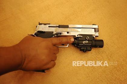 PT Pindad Benarkan Ada Pembelian 517 Senjata untuk BIN
