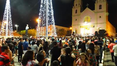 Resultado de imagem para fotos da missa do natal e sao paulo do potengi