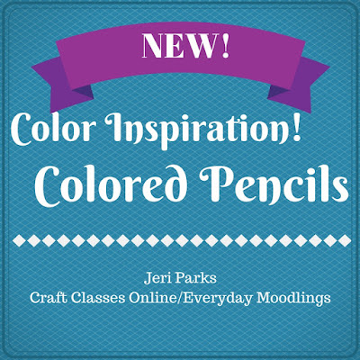 Color Inspiration: Colored Pencils