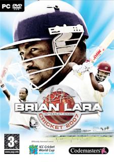 Brian Lara Cricket 2007 Free Download
