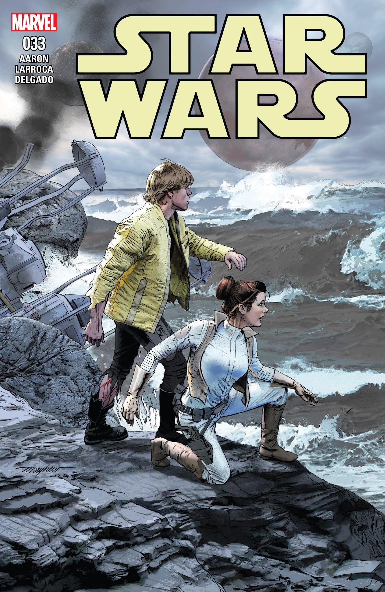 Star Wars (2015) 33 Page 1