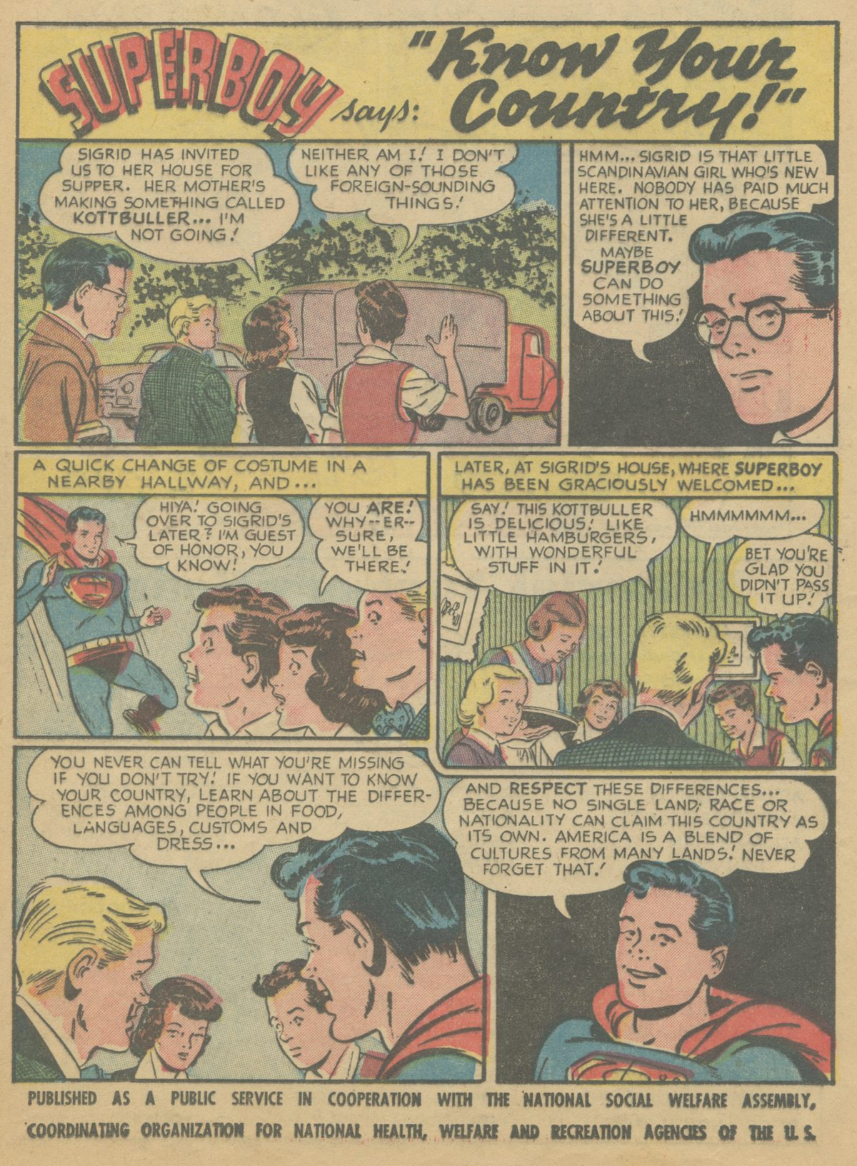 Read online Action Comics (1938) comic -  Issue #199 - 25