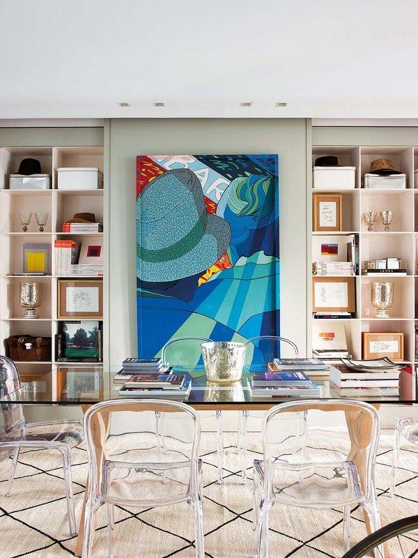 Лучшие дизайн-проекты. Модернизация старинной квартиры в Мадриде