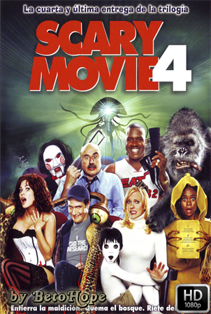 Scary Movie 4 [1080p] [Castellano-Ingles] [MEGA]