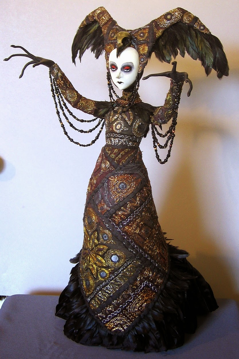 "Witch Crafts: THE ""RAVEN WITCH"""