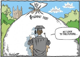 debt for students