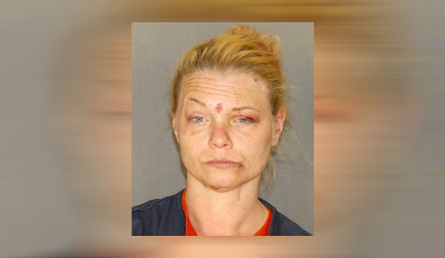 Lindie Stewart tried to eat her friend's face during drug frenzy