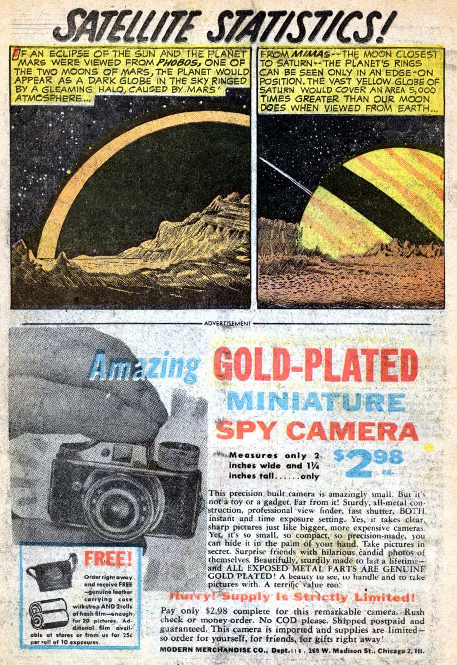 Strange Adventures (1950) issue 62 - Page 34
