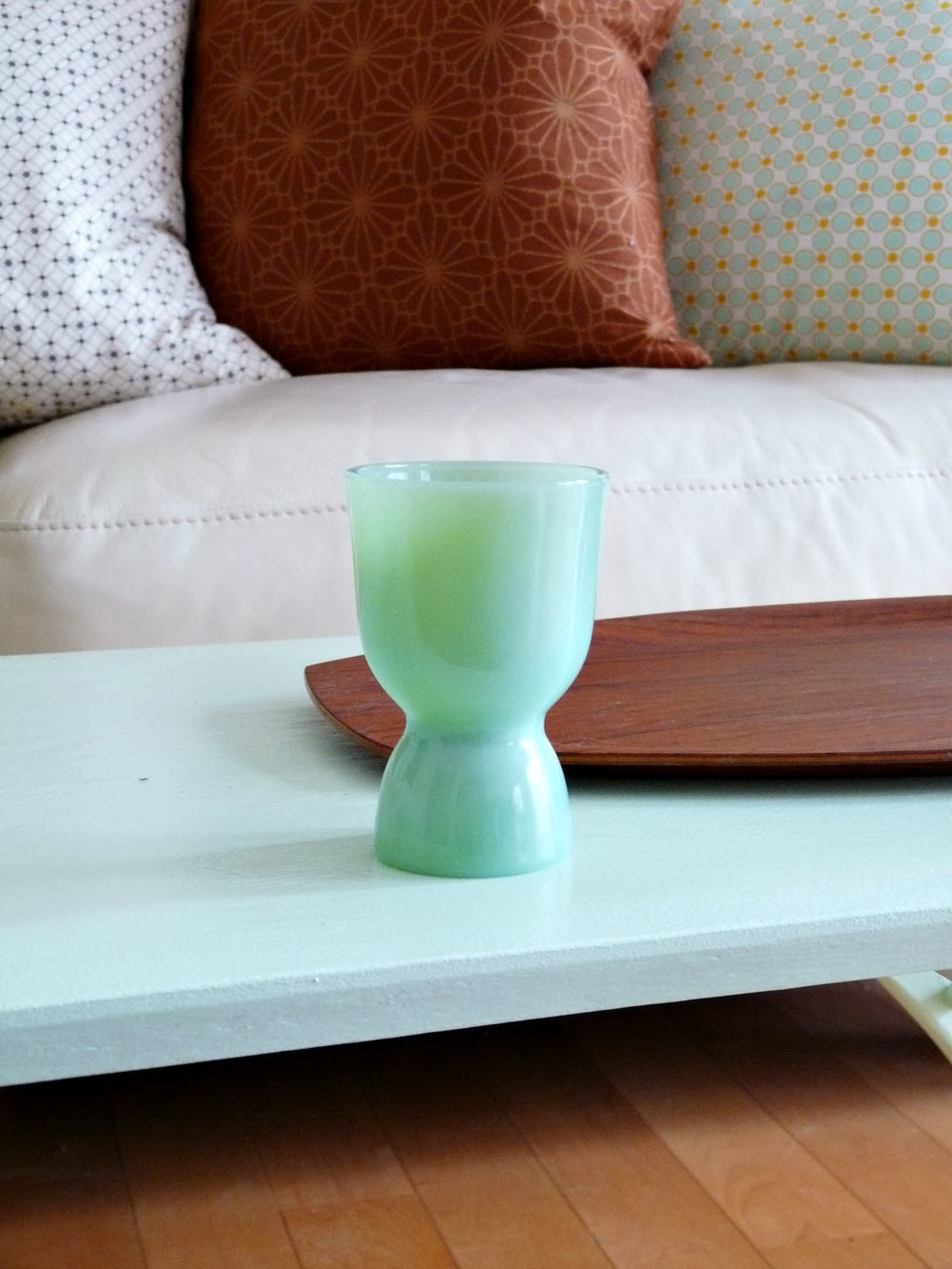 Jadeite Egg Cup