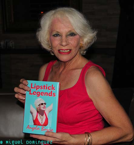 NYC Culture/Style: LIPSTICK LEGENDS by Angela Bowie Book Signing