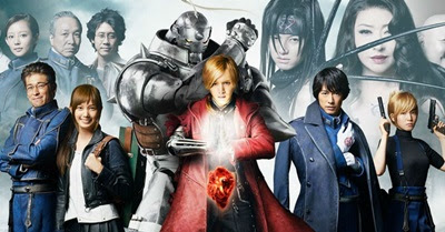 fullmetal alchemist sub indo movie live action