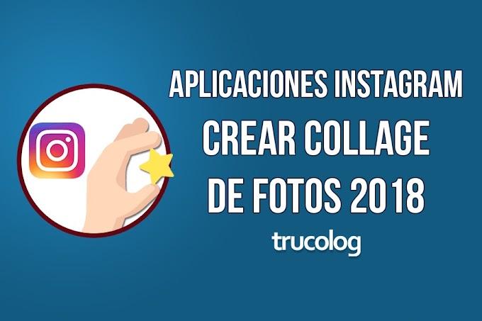 App para crear tu collage de fotos más populares en Instagram 2018