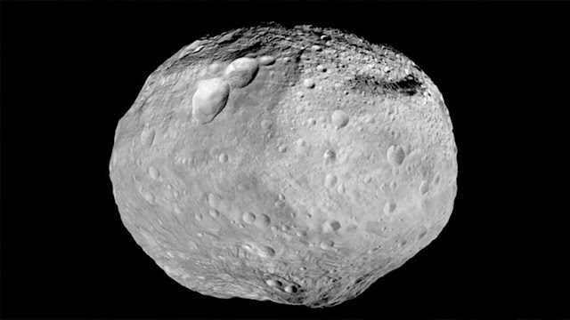 Científicos proponen construir bases espaciales dentro de asteroides para extraer sus minerales