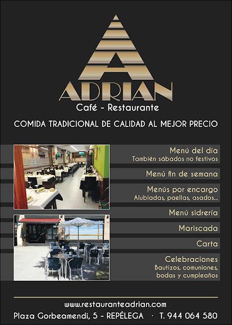 Café Restaurante Adrián