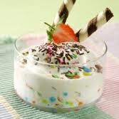 Resep Membuat Es Krim Rainbow Pelangi Spesial Lembut Warna Warni