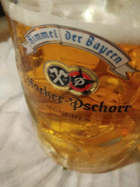 Cerveza Oktoberfest Munich