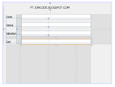 15 - Tutorial 4 Pemrograman Java Netbeans  – Disain Form Dengan Tombol Hapus Dan Tombol Keluar