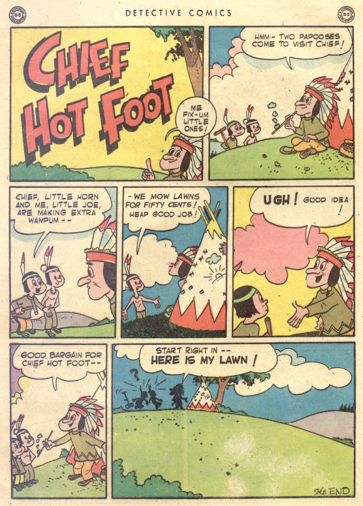 Read online Detective Comics (1937) comic -  Issue #122 - 16