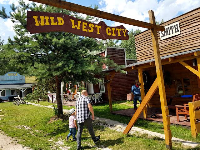 miasteczko westernowe Wild West City Runów
