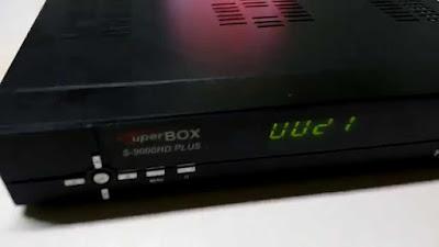 SUPERBOX%2BS9000%2BPLUS - Superbox S9000 HD Plus Atualização Modificada V3.12