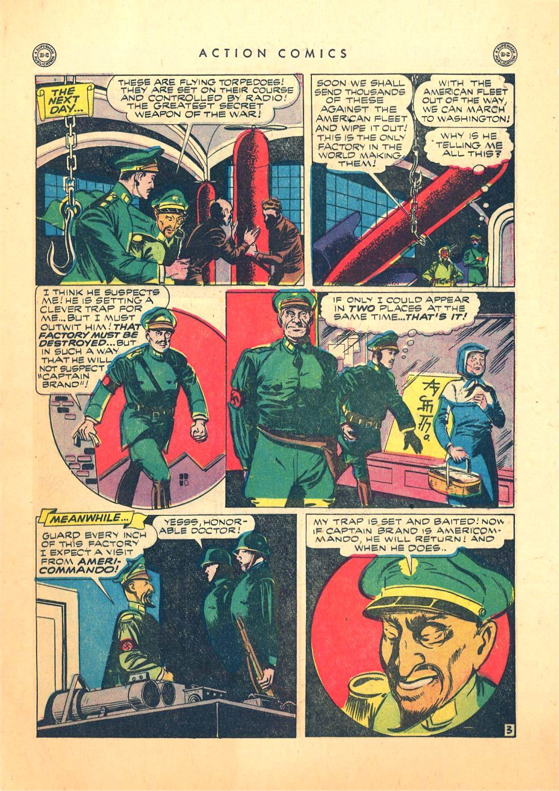 Action Comics (1938) 73 Page 41