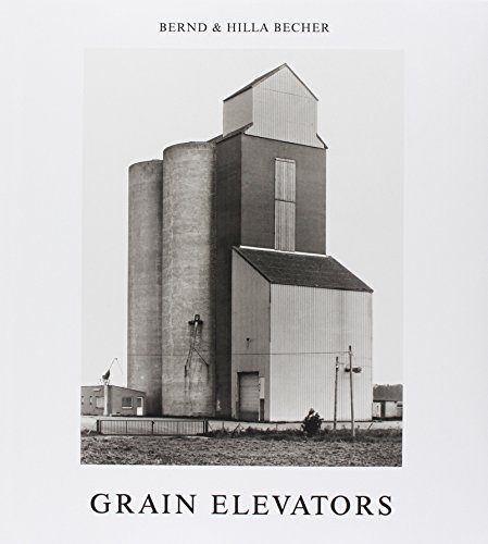 Grain Elevators by Bernd Becher and Hilla Becher