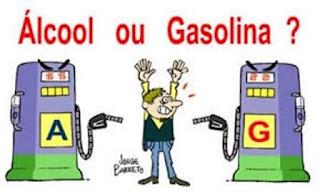 Aumento na gasolina e diesel em dezembro de 2016