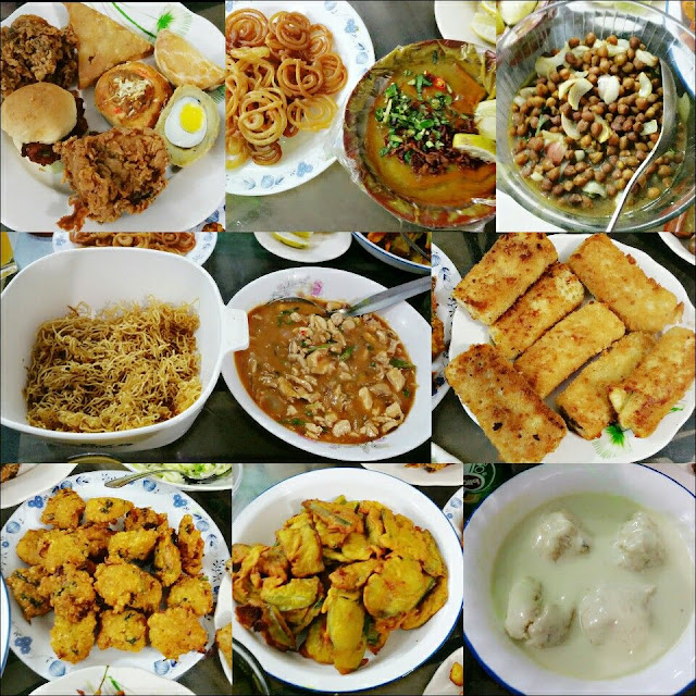 menu of ramazan
