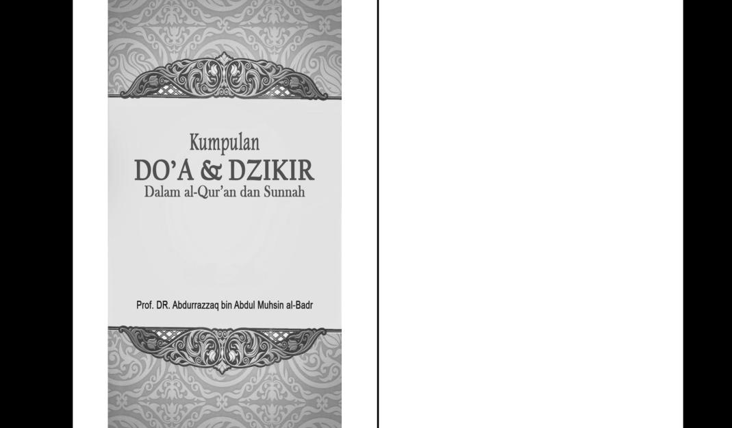 Download EBook Doa dan Dzikir sesuai sunnah karya Karya Syaikh Prof. DR. Abdurrazaq bin Abdul Muhsin al-Badr