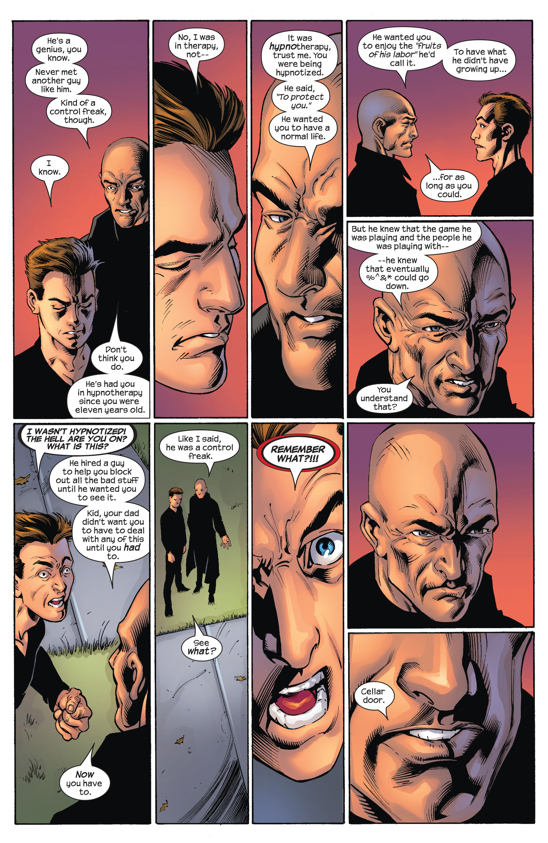 Read online Ultimate Spider-Man (2000) comic -  Issue #73 - 16
