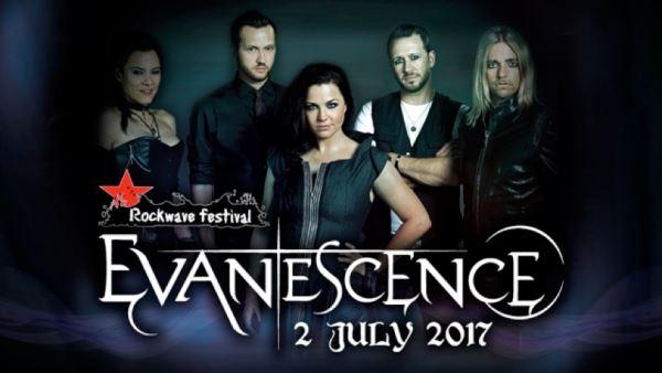 PLACEBO και EVANESCENCE στο ROCKWAVE FESTIVAL 2017