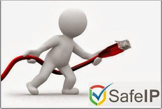 تحميل برنامج بديل هوت سبوت شلد سيف اي بي 2014 . Download SafeIP for pc free