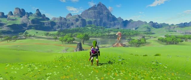 Se descubre el ataque más poderoso de Zelda: Breath of the Wild