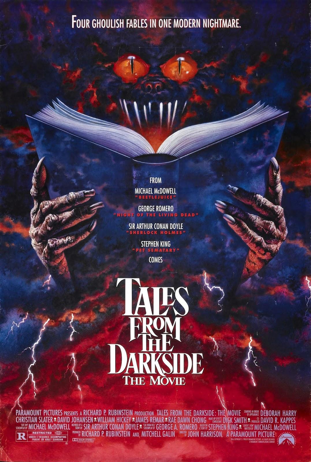 Historias del lado Oscuro 1990 | DVDRip Latino HD GDrive 1 Link