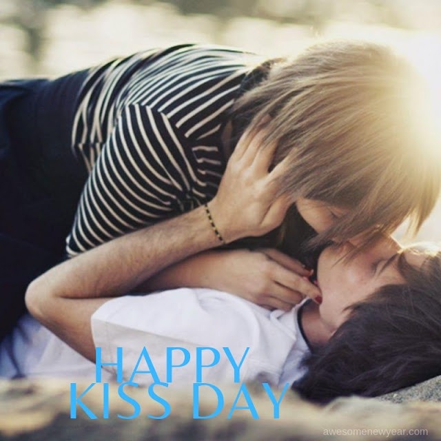 Kiss day Images