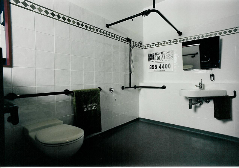 handicap bathroom | Disabled bathroom