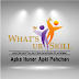 Whats Ur Skill-  Showcase your talent online.