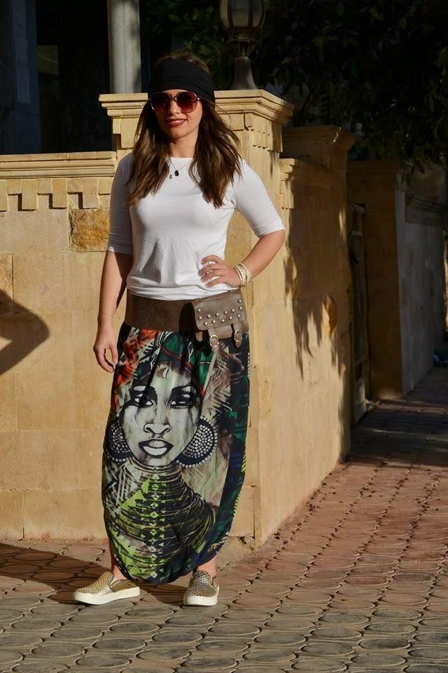 9a4002027 حصريا - بالفيديو والصور ..أحدث كولكشن مصري لأزياء صيف 2015 | ريهام ...