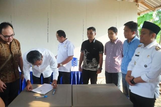 Wabup Irwan Harapkan Ritel Ikut Pasarkan Produk UKM Luwu Timur