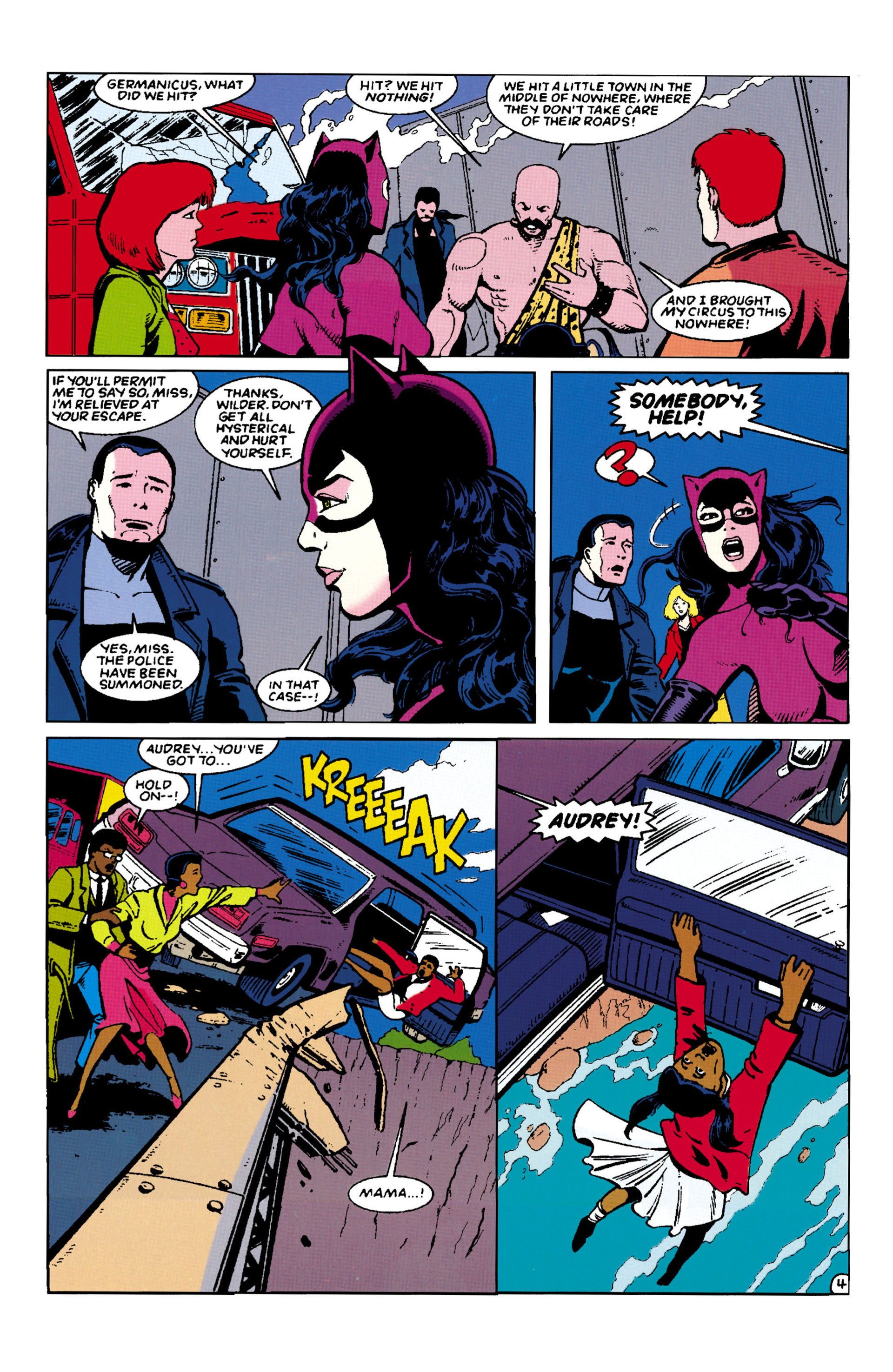 Catwoman (1993) Issue #10 #15 - English 5
