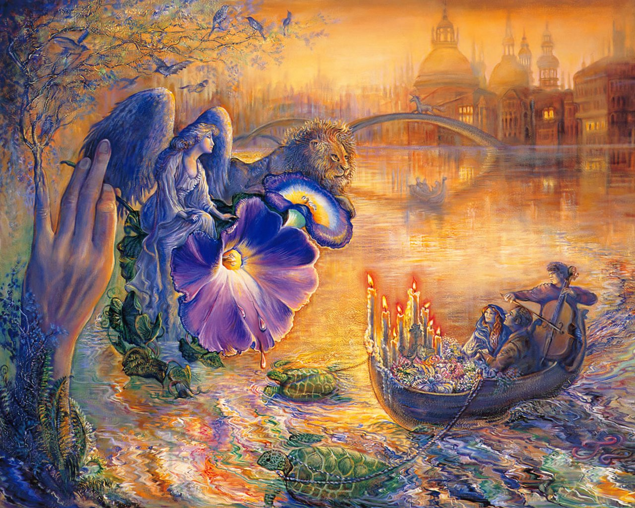 Fantasy Wallpapers Screensavers