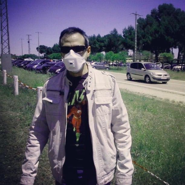 El polen y yo