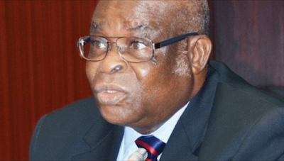 BREAKING: CCT finds Onnoghen guilty, bans him from public office for 10 years, removes him as CJN, Chairman NJC