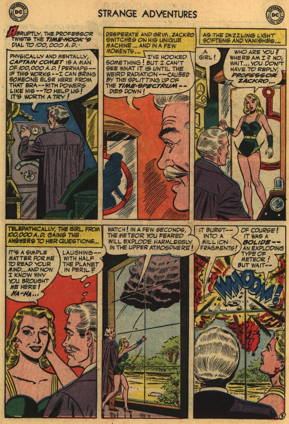 Strange Adventures (1950) issue 26 - Page 5