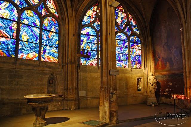 Iglesia de St Severin, Paris
